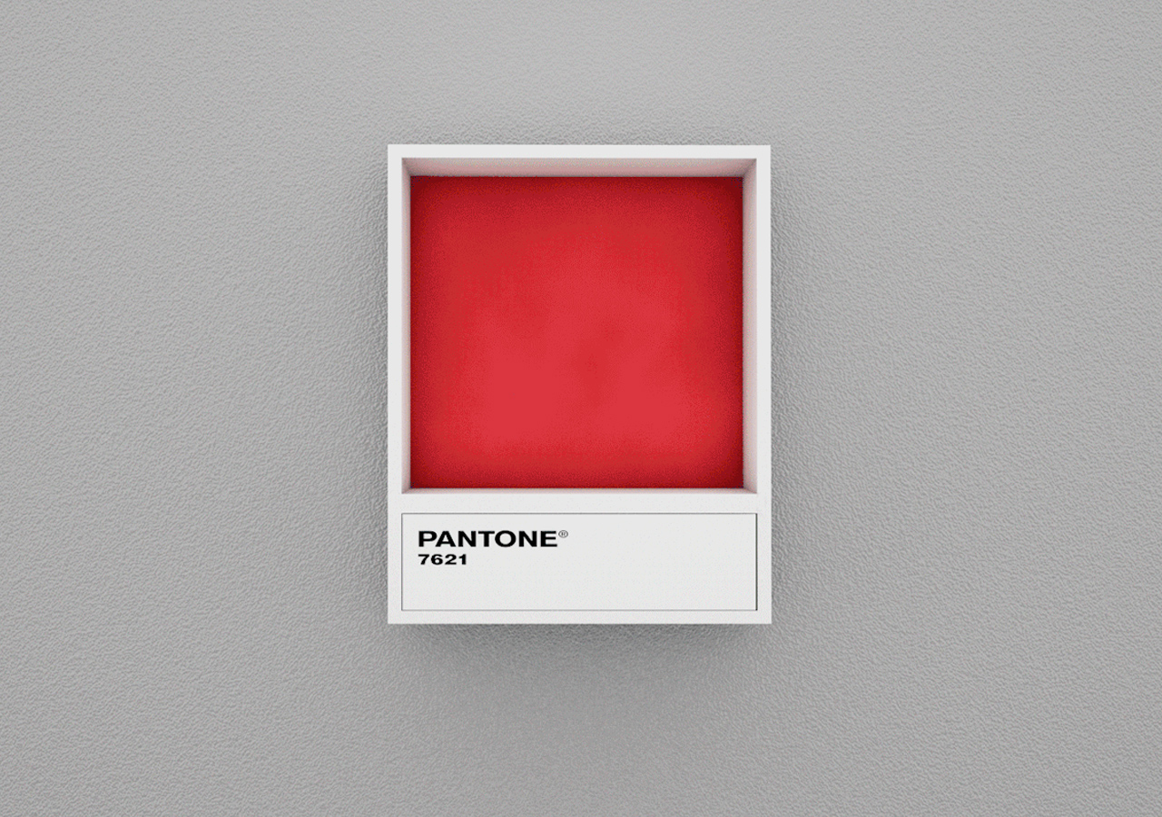 Invasione Creativa Pantone
