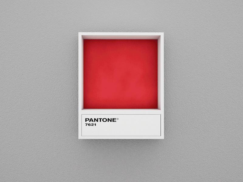 Invasione Creativa Pantone