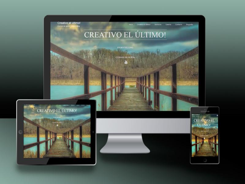 Creativo el último web