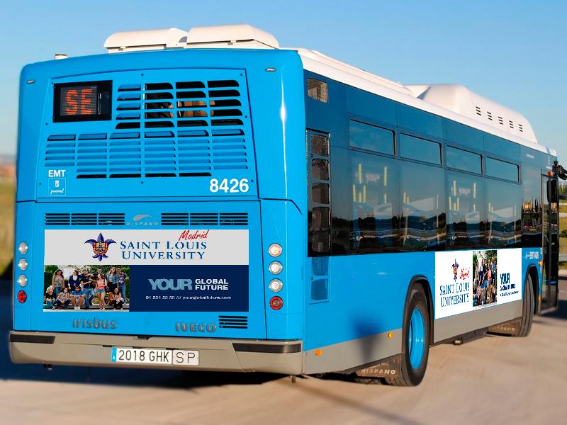 Saint Louis University autobuses EMT