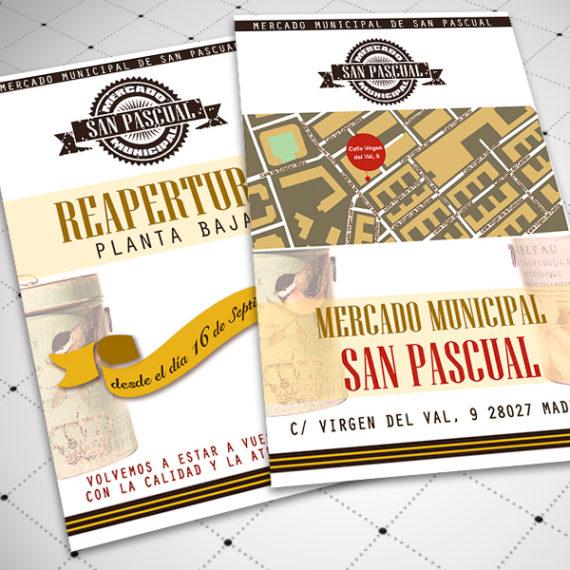 Mercado San Pascual - buzoneo