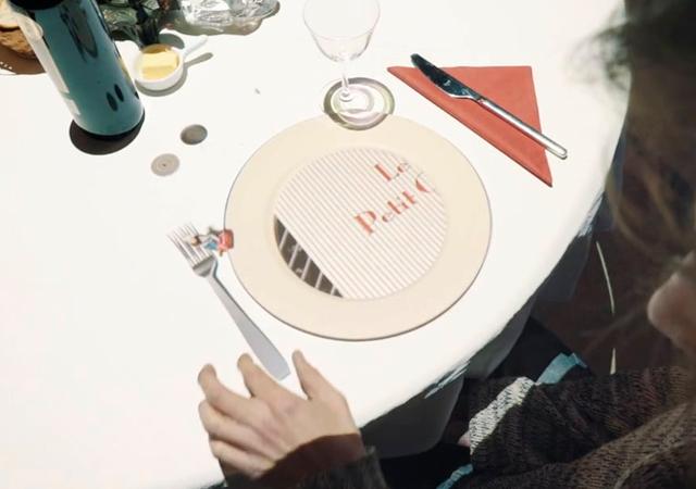 Arte culinario y arte digital - Skullmapping