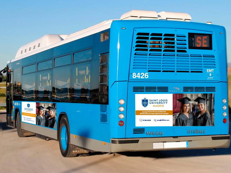 Saint Louis University Madrid - Autobuses EMT 2017