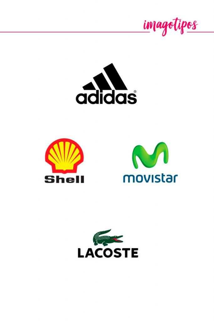 Logotipos, isotipos, imagotipos e isologos