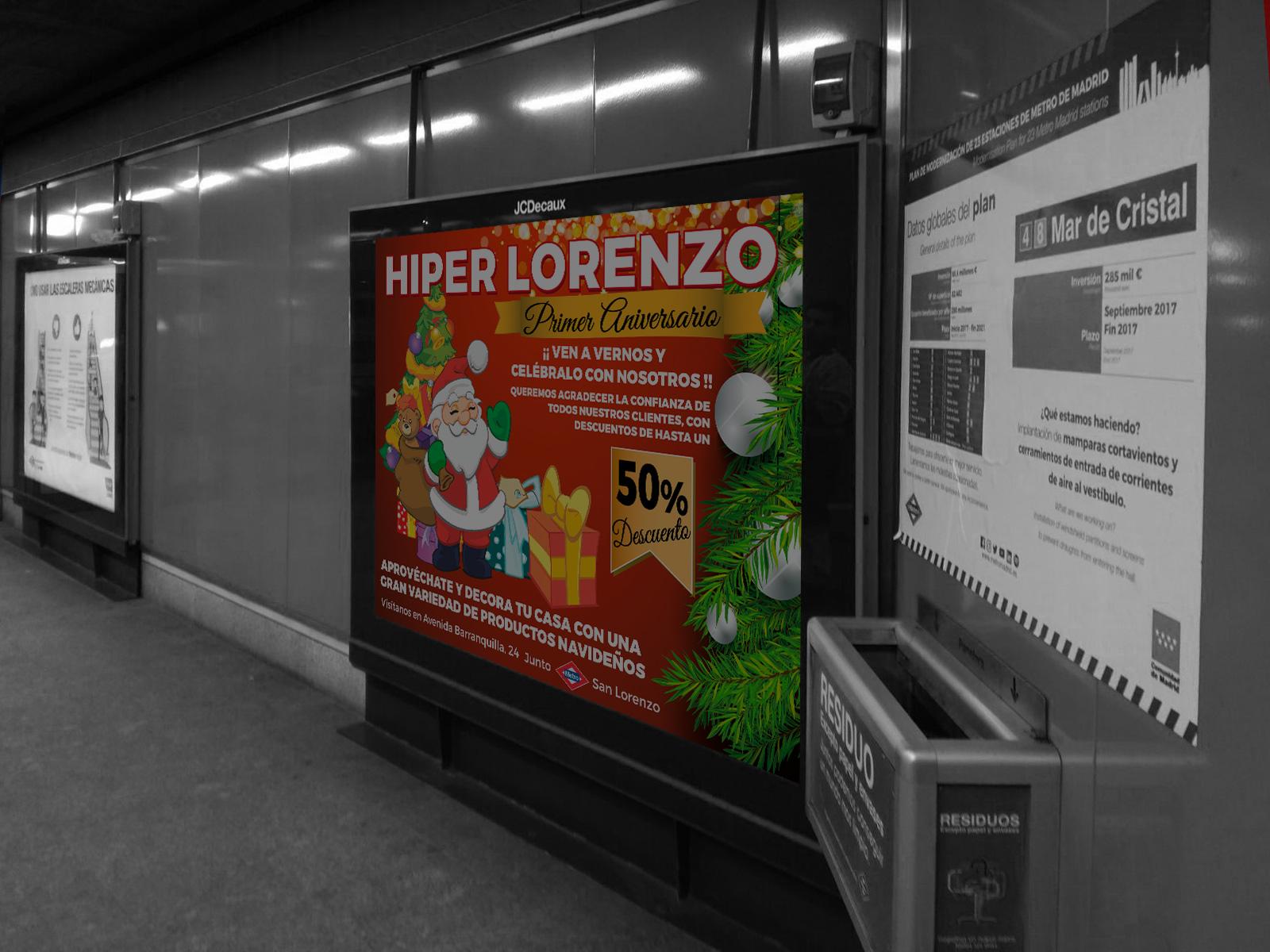 Hiper Lorenzo