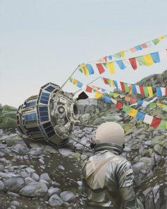 El arte de Scott Listfield