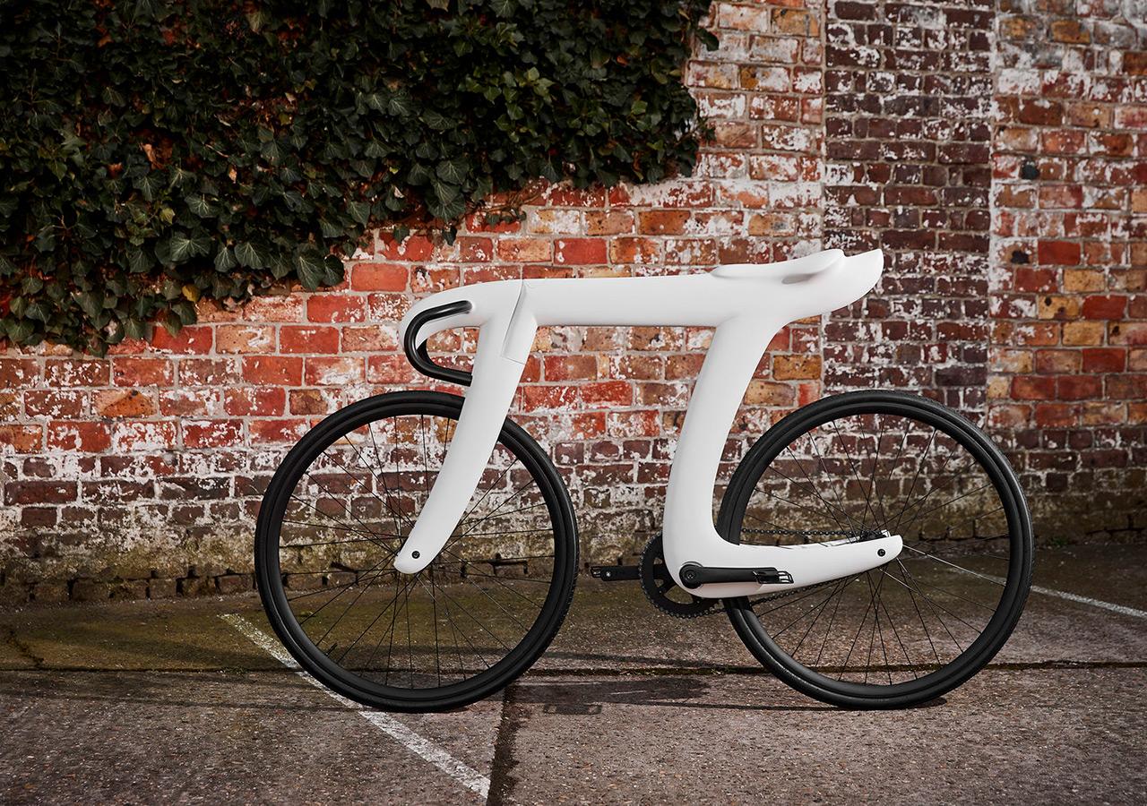 Bicicleta Pi - Diseño industrial
