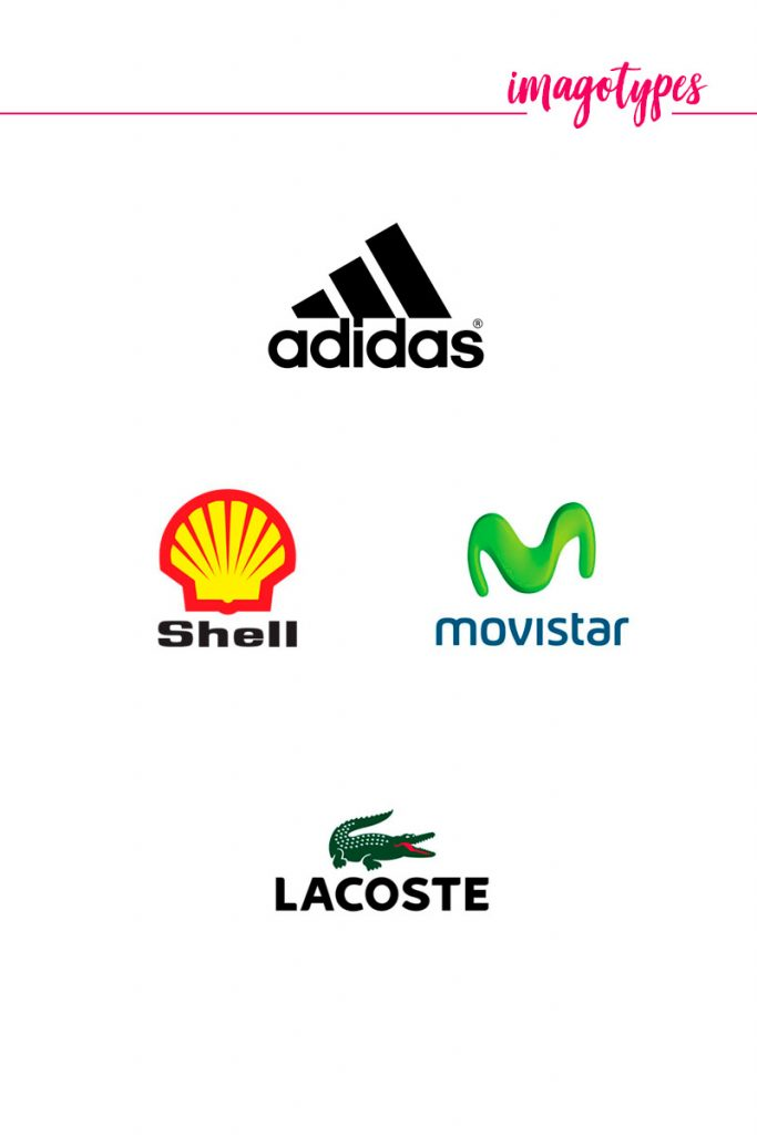 Corporate identity: logos, isotypes, imagotypes and isologos