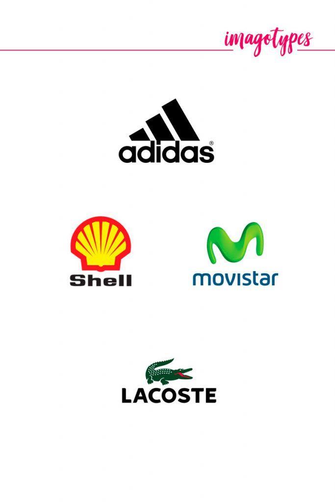 Corporate identity: logos, isotypes, imagotypes and isologos