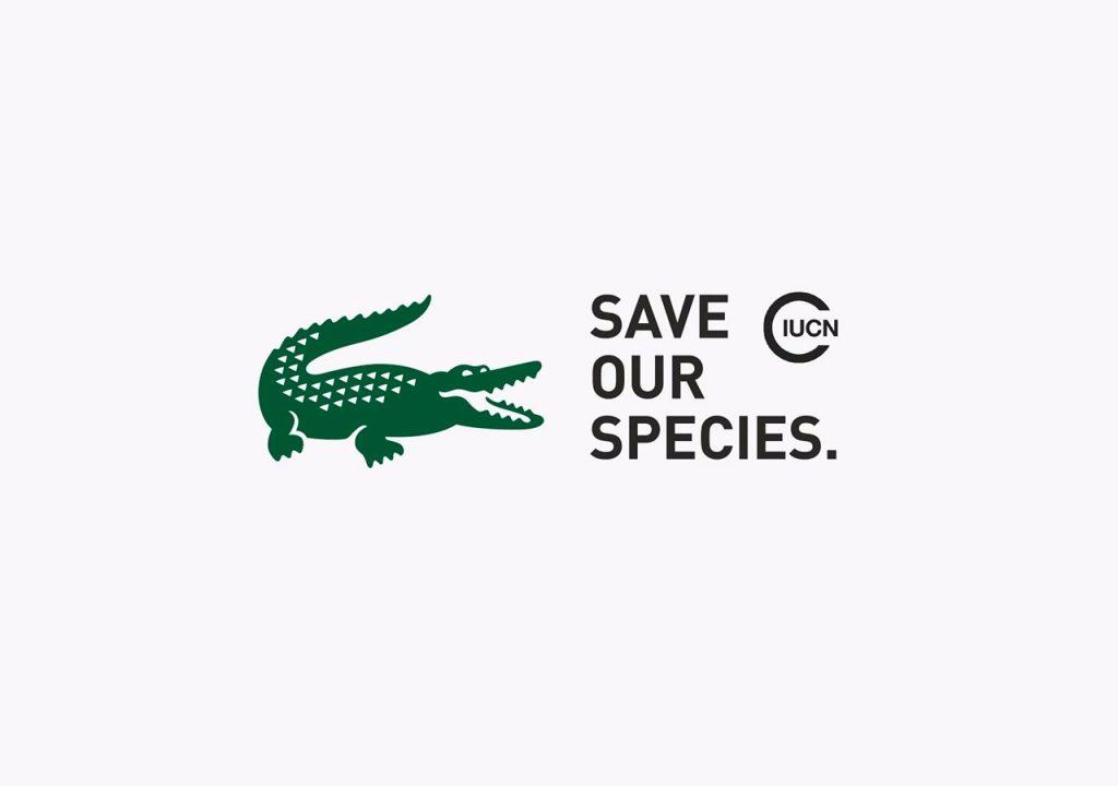Lacoste cambia el cocodrilo por especies protegidas