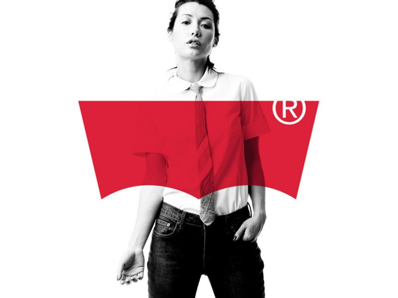 Brand restyling - Levi's