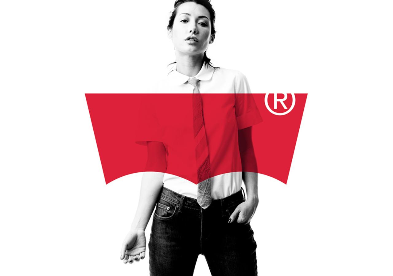 Brand restyling - Levi's