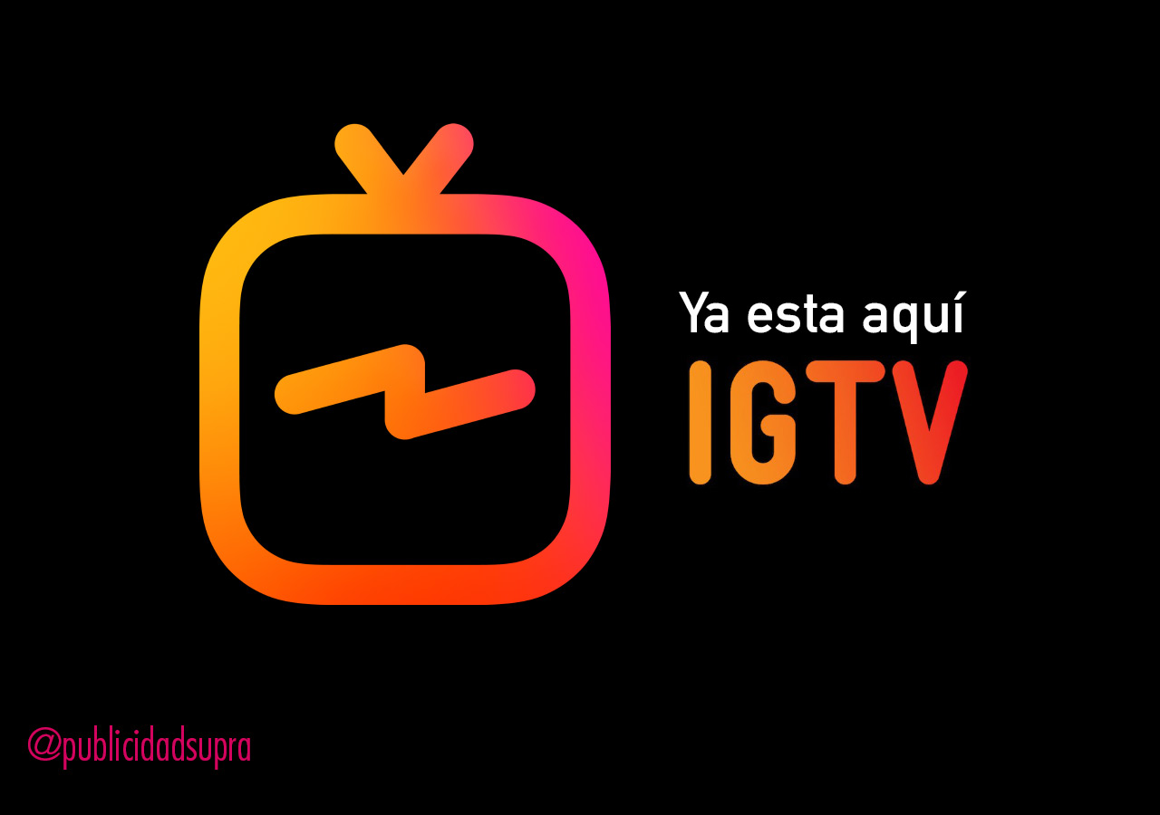 Instagram presenta IG TV