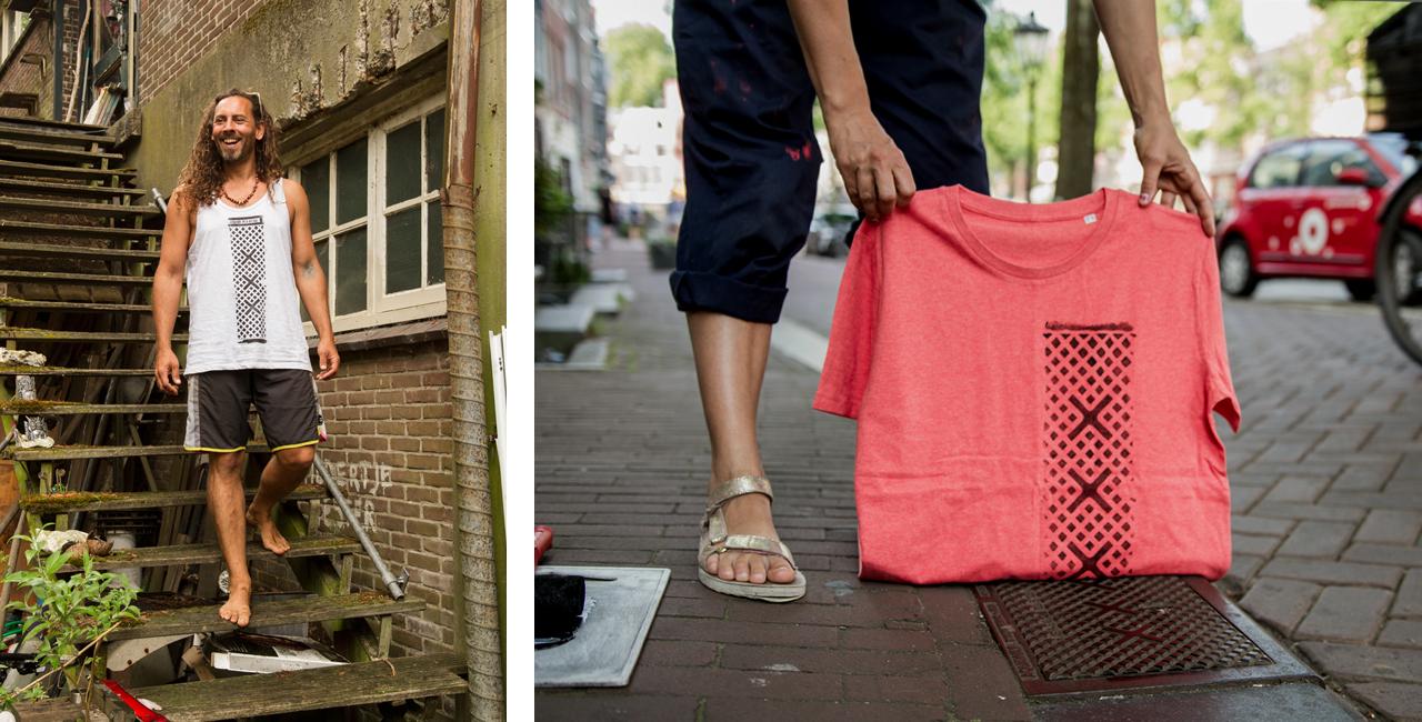 La ropa callejera de RaubDruckerIn - Amsterdam