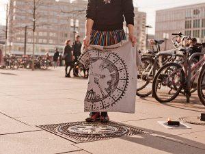 La ropa callejera de RaubDruckerIn - Berlin