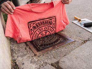 La ropa callejera de RaubDruckerIn - Roma