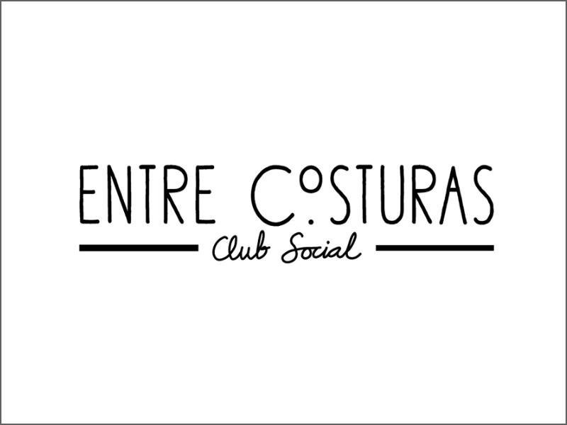 Entre Costuras - Logotipo