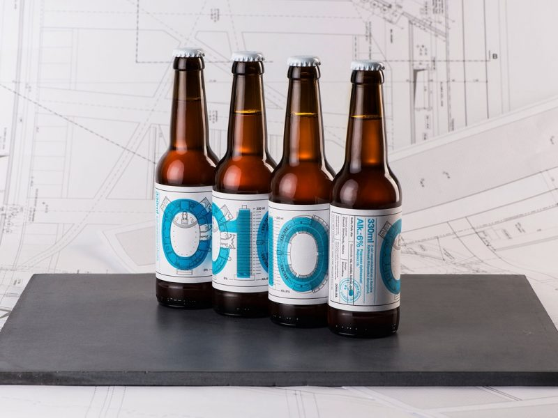 Packaging cerveza C10