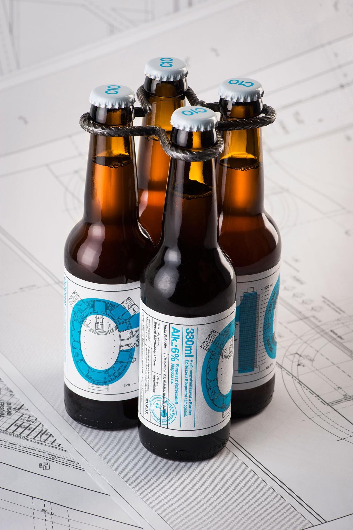 Packaging cerveza C10