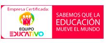 Equipo educativo - Empresa certificada
