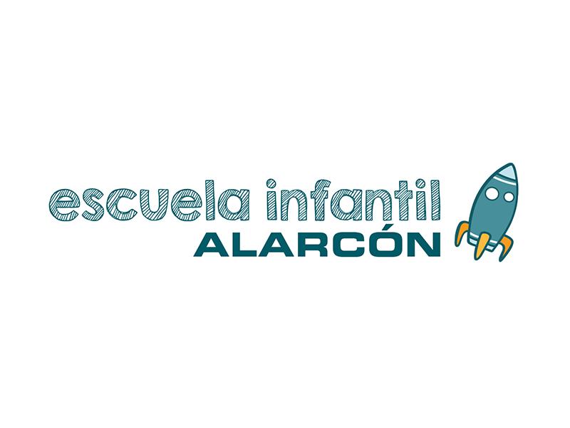 Escuela Infantil Alarcón - Logo