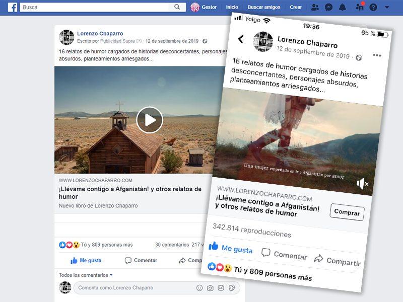 Lorenzo Chaparro - Publicidad digital