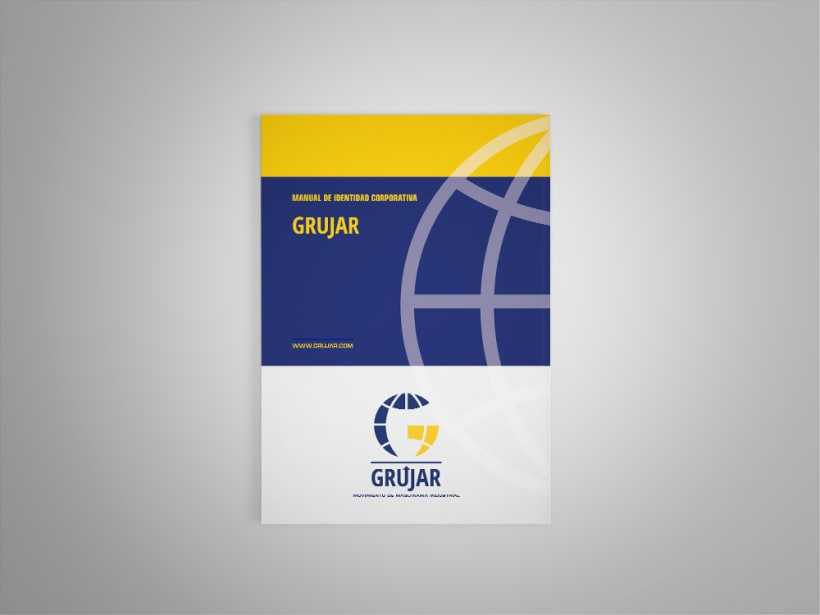 Grujar - Manual de identidad